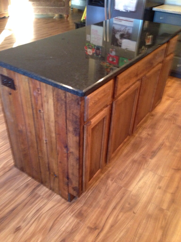 Rehabbing Shacklett continues… Kitchen Island time!!! | Rehabbing